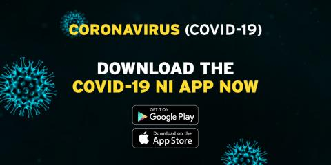 Download the COVID-19 NI app