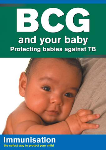 BCG and your baby: protecting your baby against TB (Tuberculosis)