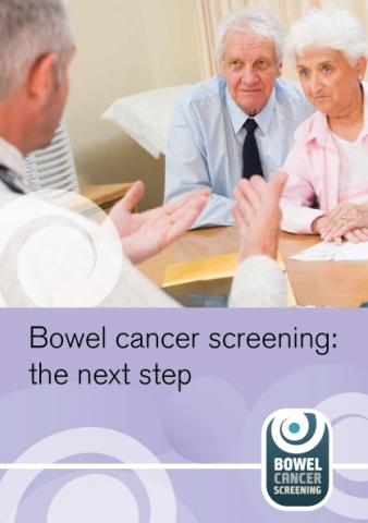 Bowel cancer screening: the next step (English and 10 translations)
