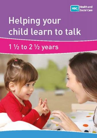 Helping your child learn to talk