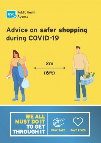 Advice on shopping during COVID-19
