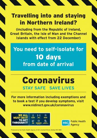 ports advice for travellers poster image