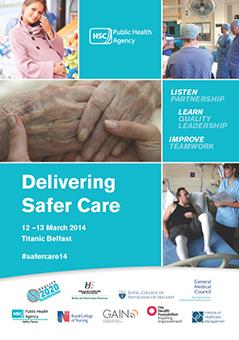 Major conference focuses on safer patient care