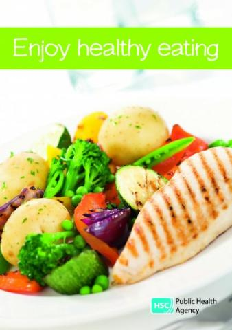 Enjoy healthy eating