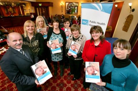 PHA launches the Integrated Perinatal Mental Health Care Pathway