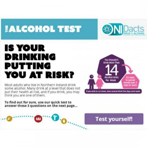 Alcohol – its impact on you: Alcohol Awareness Week 2018