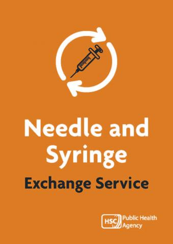 cover of Needle and Syringe Exchange leaflet