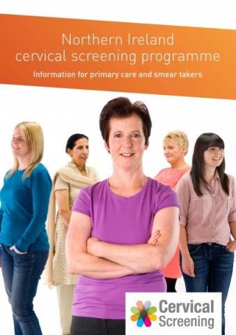 Northern Ireland cervical screening programme: information for primary care and smear takers