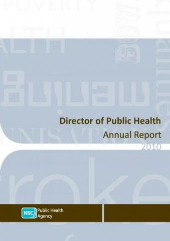 Director of Public Health annual report 2010 and core tables 2009