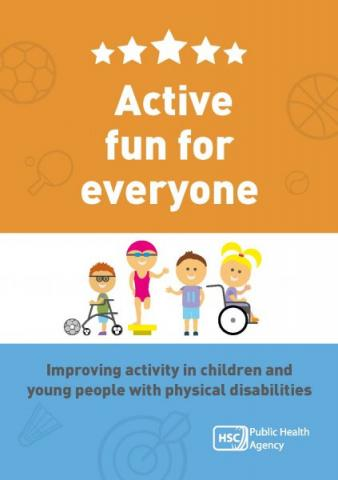 Active fun for everyone: improving physical activity in children and young people with a physical disability