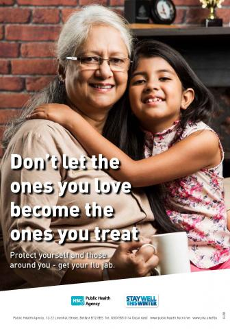 Don't let the ones you love become the ones you treat poster image