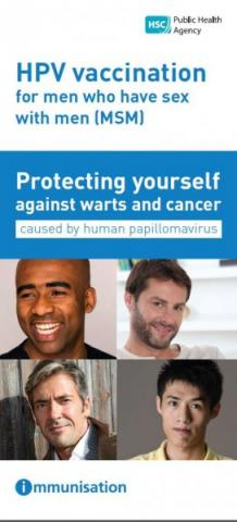 HPV vaccination for men who have sex with men