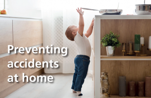 Home accident prevention