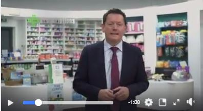 World No Tobacco Day  - Free pharmacy services at the heart of stop smoking support